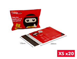 Ninja Packs XS (bundle of 20)