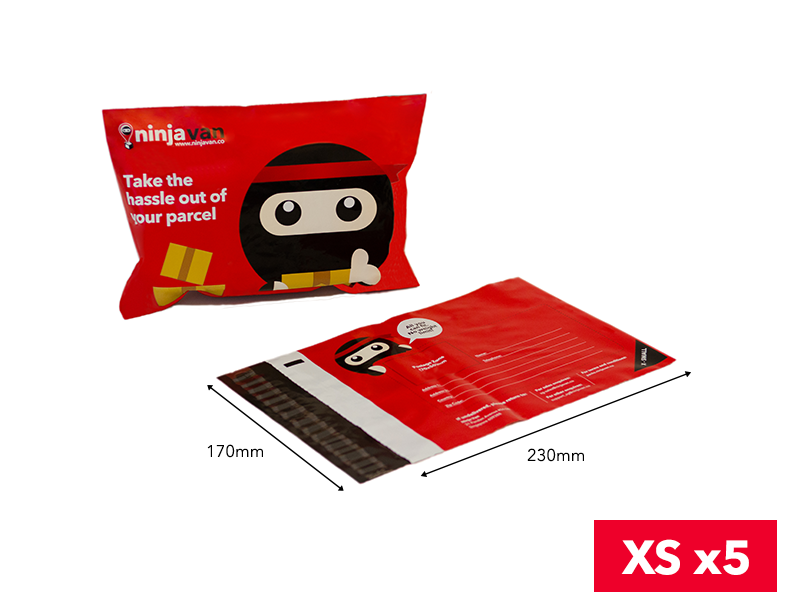 Ninja Packs XS (bundle of 5)