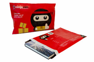 Ninja Pack New S Size book
