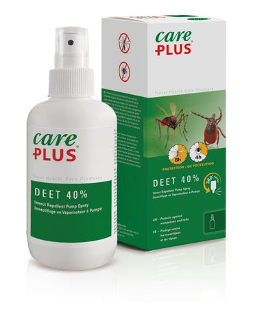 Care Plus Insect Repellent, 40% DEET Spray (200ml)