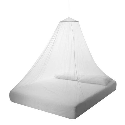 Lightweight Bell Mosquito Net (Durallin Treated)