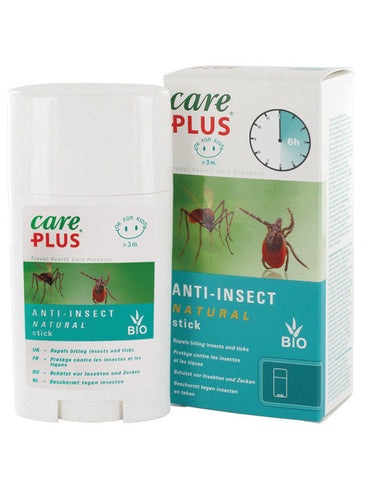 Care Plus Insect Repellent, Natural 30% Citriodiol Stick (50ml)