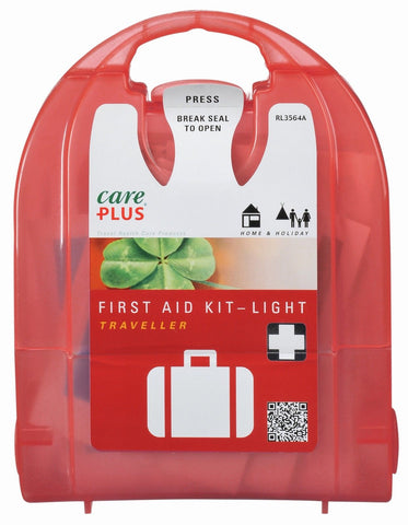 Care Plus Pocket-Sized First Aid Kit for Travellers - A few small essentials!