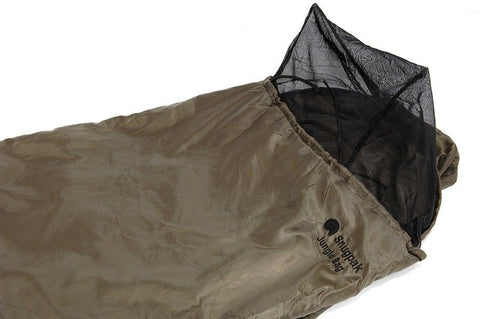 Snugpak Jungle Bag - Olive and Black - Excellent warm-weather sleeping bag