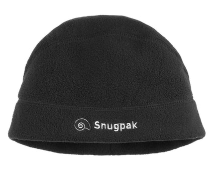 Snugpak Impact Beanie Hat - [Black / Grey] - Fleece Cap for All Sizes