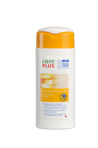Care Plus Sun Care - Outdoor & Sea, SPF50 Sun Protection