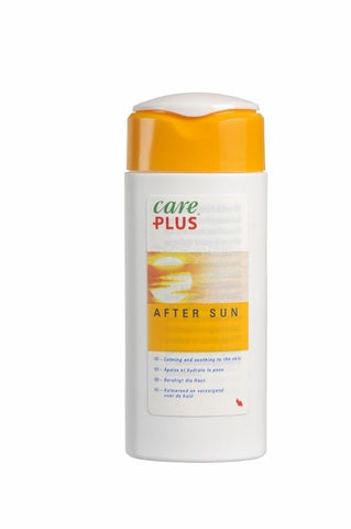 Care Plus Sun Care - After Sun, Soothes and cares for sunburnt skin