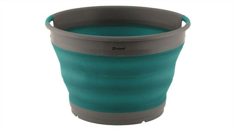 Outwell Collaps Washing Up Bowl (Blue/Green)