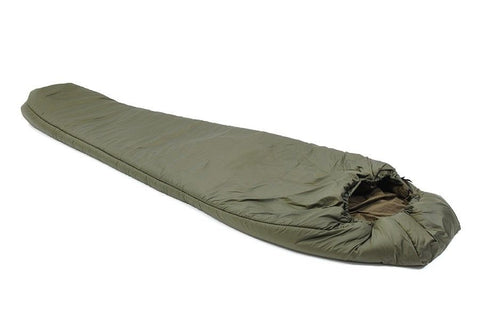 Snugpak Softie 9 Hawk Sleeping Bag - Olive - Multi-functional Expedition Bag