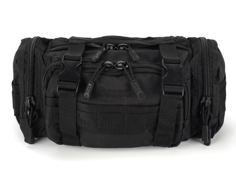Snugpak Response Pak - Black and Olive- Sturdy, reliable essentials bag