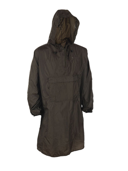 Snugpak Enhanced Patrol Poncho - Waterproof cover for you and your pack