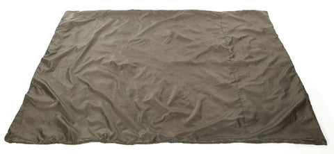 Snugpak Insulated Jungle Travel Blanket Olive and Black Lightweight warmth