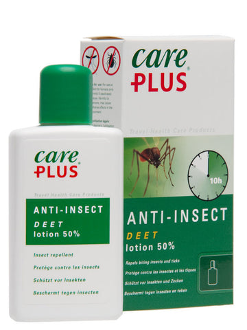 Care Plus Insect Repellent, 50% DEET Lotion (50ml)