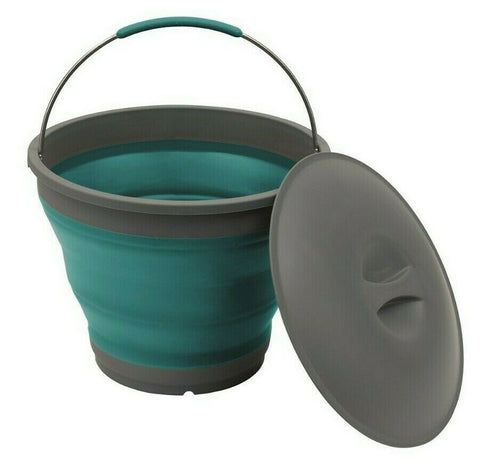 Outwell 'Collaps' - Collapsible Bucket With Lid