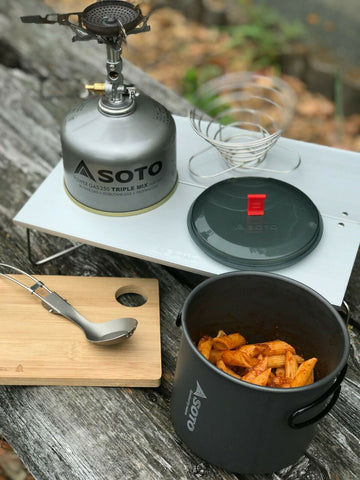 New River Pot & Amicus Stove [COMBO DEAL] by Soto
