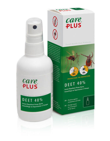 Care Plus Insect Repellent, 40% DEET Spray (100ml)