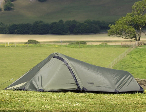 Snugpak Ionosphere - Ultra-Compact 1 Person Tent