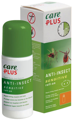 Care Plus Insect Repellent, Sensitive 20% Saltidin Roll-on (60ml)