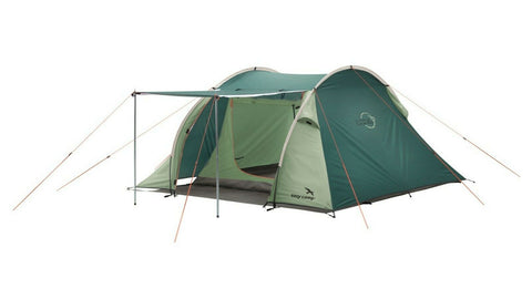 Easy Camp - Cyrus 300 Tent - Easy to pitch with Porch and Canopy, made for three