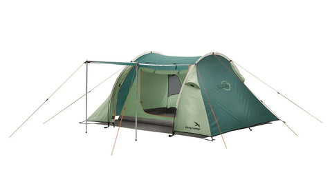 Easy Camp - Cyrus 200 Tent - Lightweight, easy to pitch with Porch and Canopy