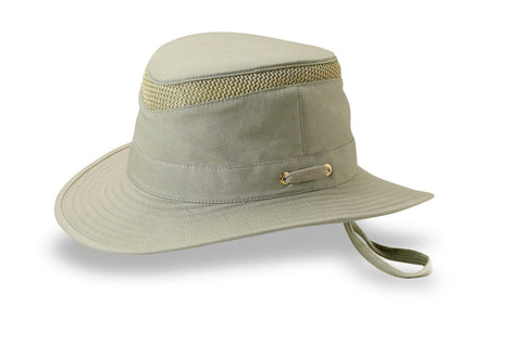 Tilley Organic Airflo Hat - [T5MO - Khaki Colour] - UPF50 Sun Protection