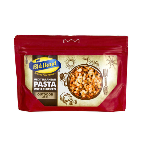Blå Band Mediterranean Pasta with Chicken Freeze Dried Main Meal