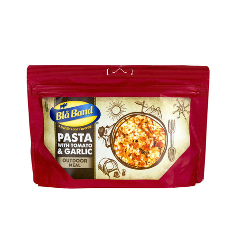 Blå Band Pasta with Tomato and Garlic Freeze Dried Main Meal