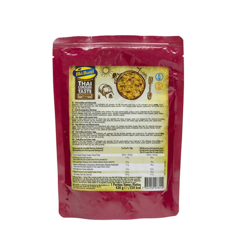 Blå Band Thai Chicken with Coconut Taste Wet Food Pouch