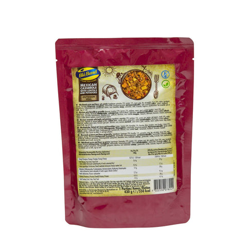 Blå Band Mexican Casserole with Lentils and Potatoes Wet Food Pouch