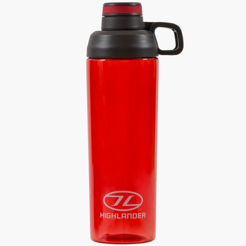 Highlander Hydrator Water Bottle - Red