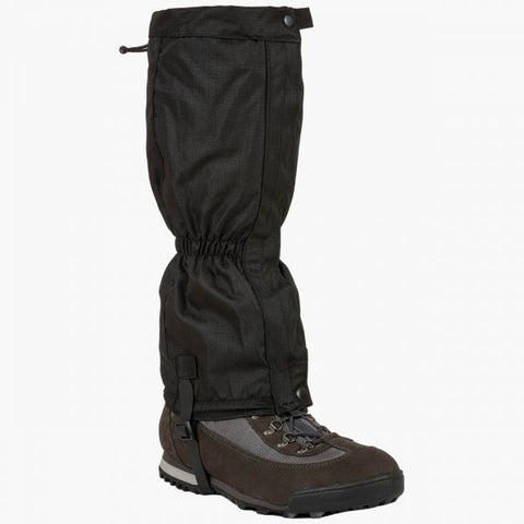 Highlander Walking Gaiters - Black, One Size