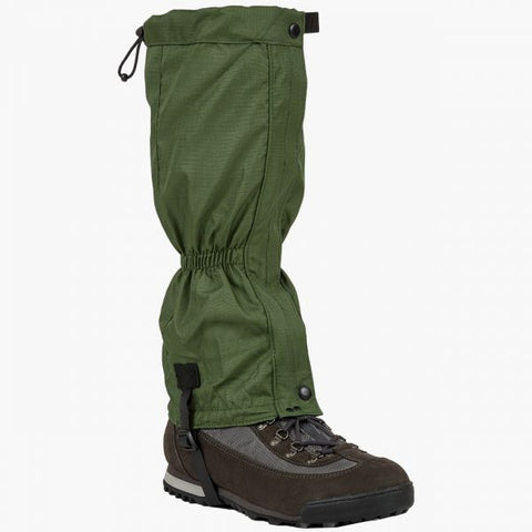 Highlander Walking Gaiters - Olive, One Size