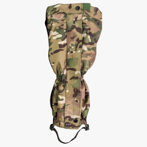 Highlander HMTC Gaiters - Camo Pattern, One Size