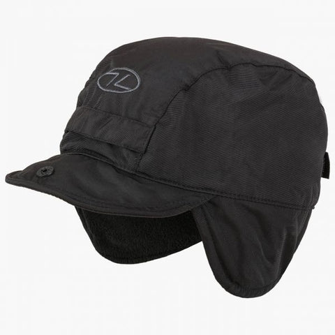 Highlander Mountain Hat - Black