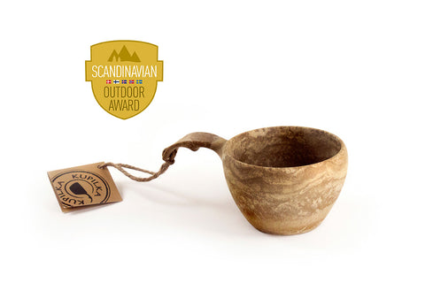 Kupilka Large Wooden Cup 370ml