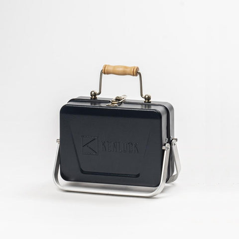 Kenluck Mini Grill- Lightweight, Portable and re-usable.