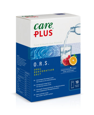Care Plus O.R.S. - Oral Rehydration Salts