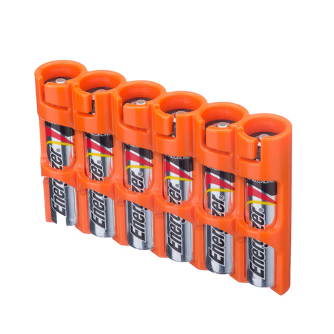 STORACELL 6 x AAA Compact Battery Caddy