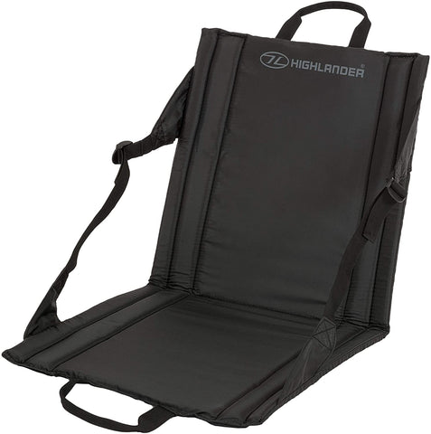 Highlander Outdoor Seat - Black