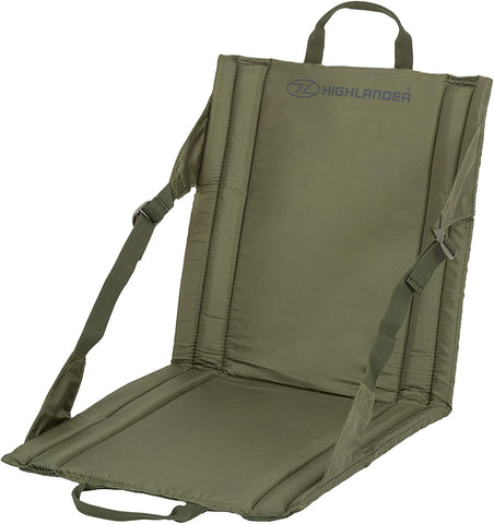 Highlander Outdoor Seat - Olive