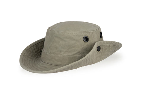 Tilley Wanderer Hat - [T3 W - Khaki Colour] - UPF50+