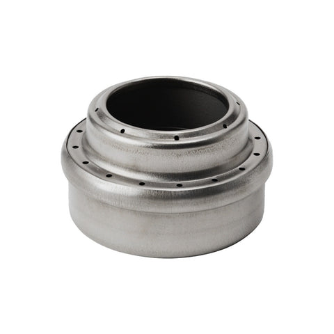 Evernew Titanium Alcohol Stove - Ultralight Titanium Cookware made in Japan since 1923