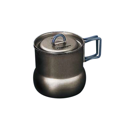 Evernew Titanium Tea Pot/Kettle - Ultralight Titanium Cookware made in Japan since 1923