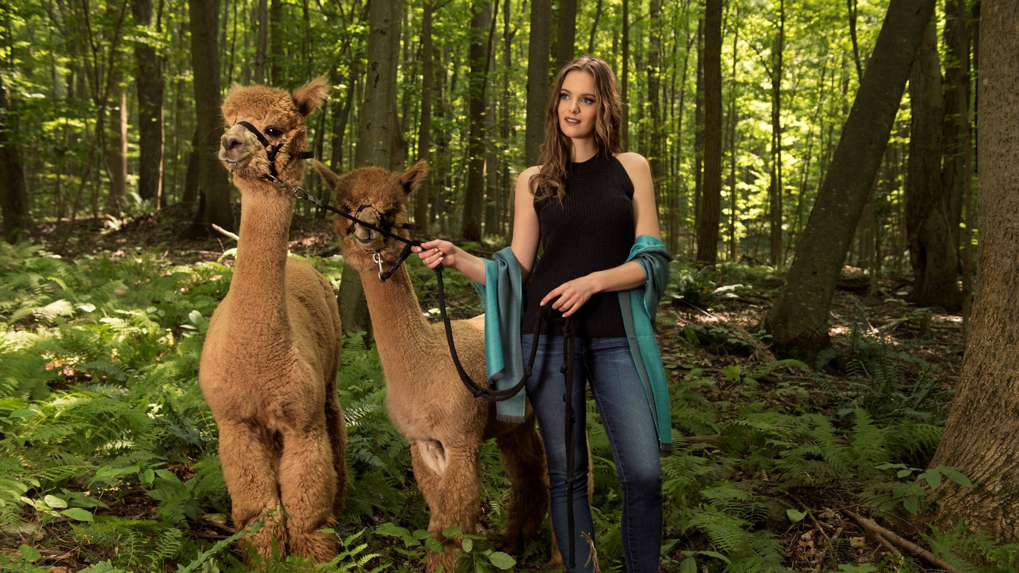 Alpacas + Garment Care: Moda Kalon Cruelty-Free  + Sustainable Luxury Alpaca Fashion