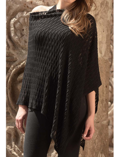 Abby Bamboo Poncho