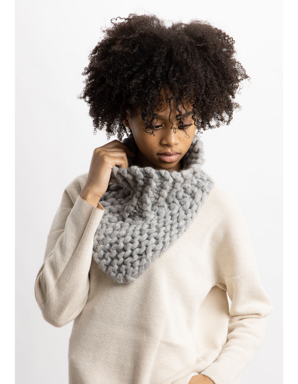 Jules Alpaca Scarf + More Colors