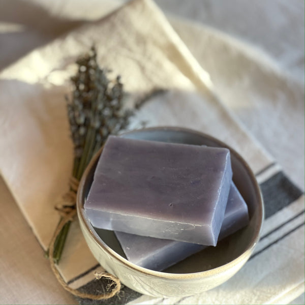 Calming Lavender Bath Soap
