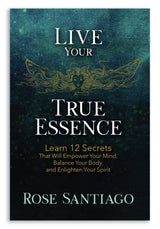 Live your true essence book cover