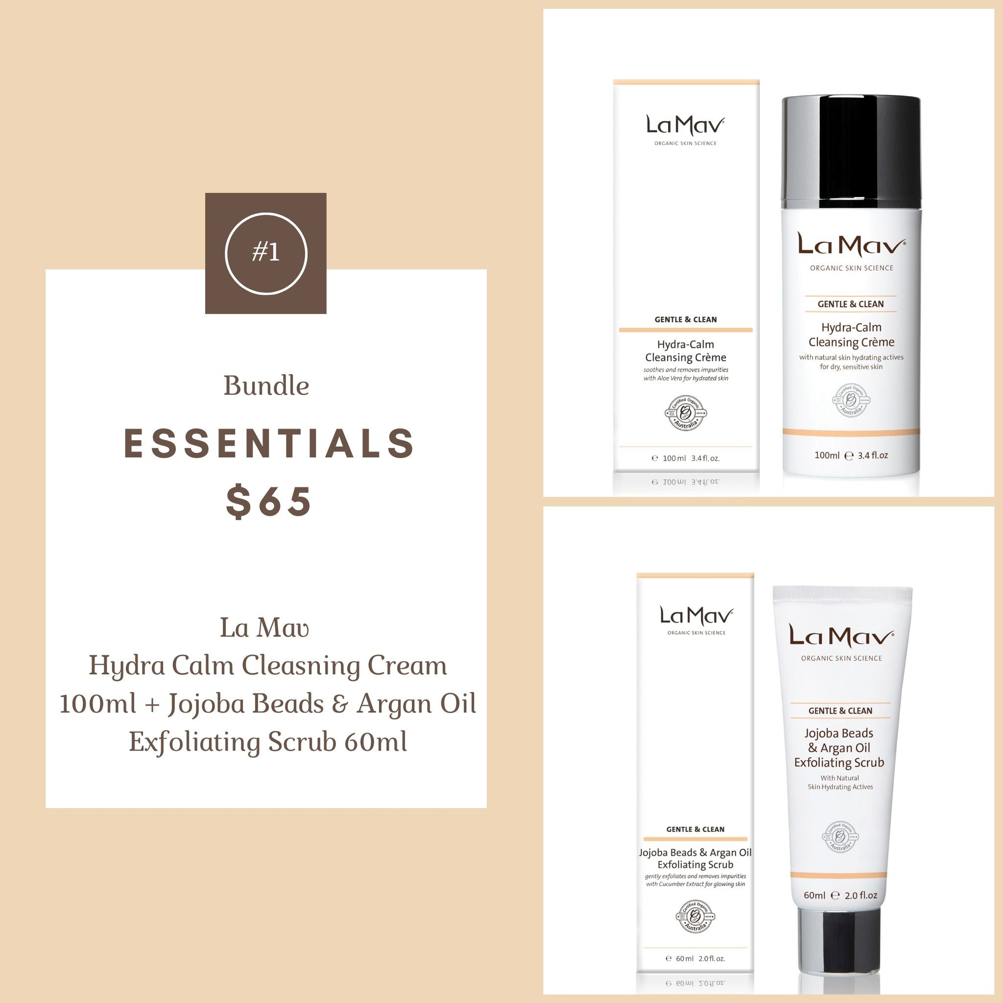 Bundle 1 | La Mav Essentials