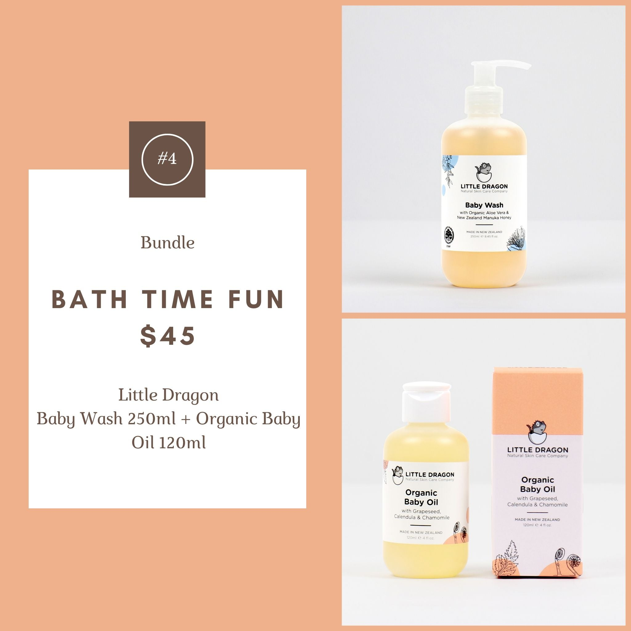 Bundle 4 - Bath Time Fun